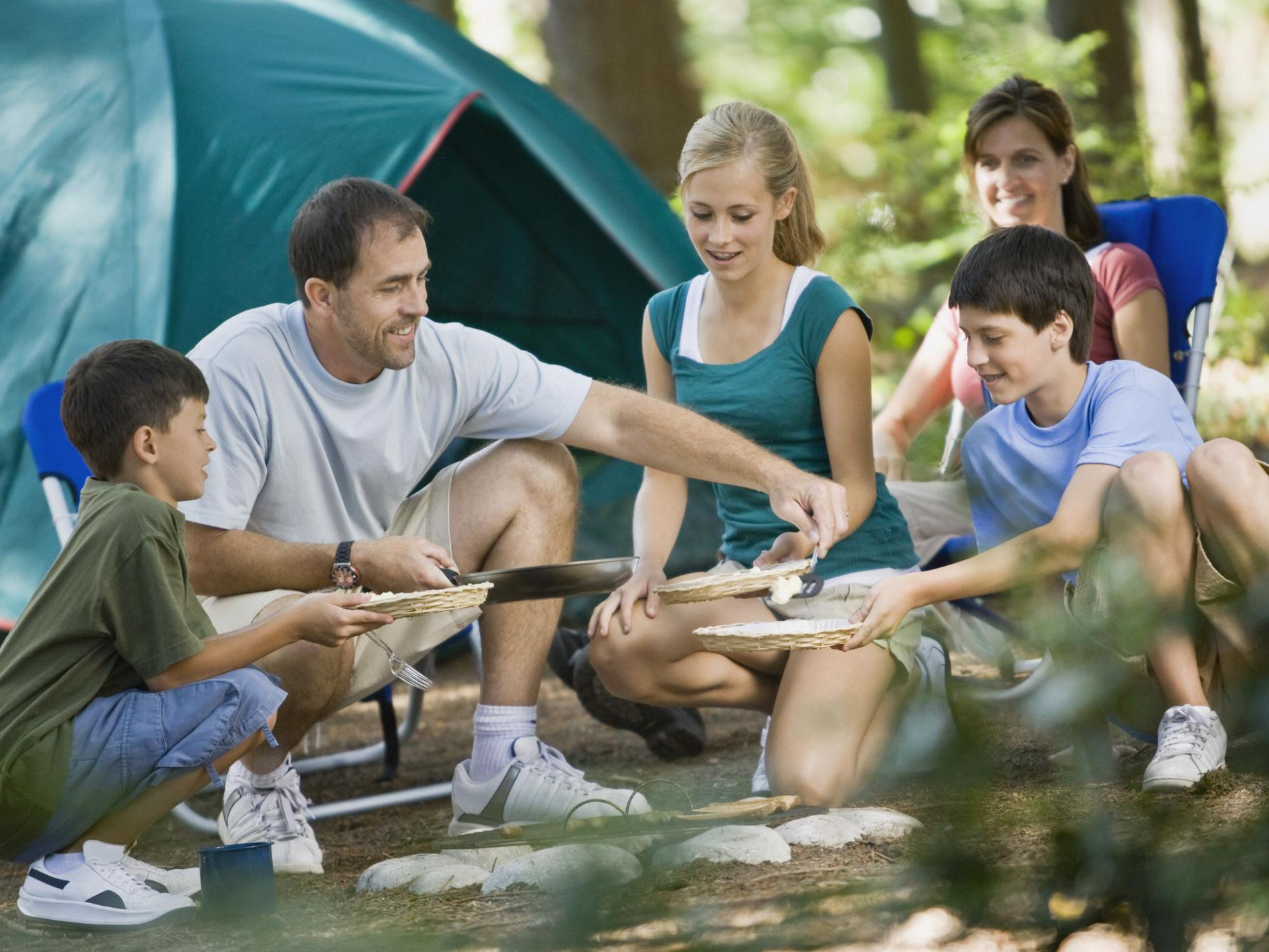 Camping – Fun For You and Your Family