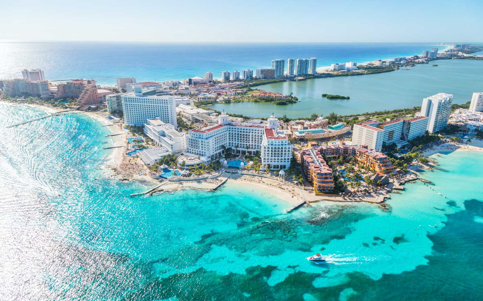 Popular Destinations in Cancun